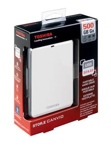 TOSHIBA Store.E-Canvio-500GB